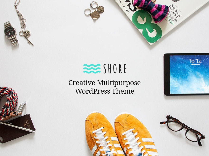 Shore Child best WordPress theme