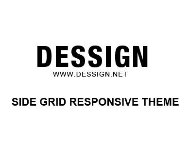 Side Grid Responsive WordPress Theme top WordPress theme
