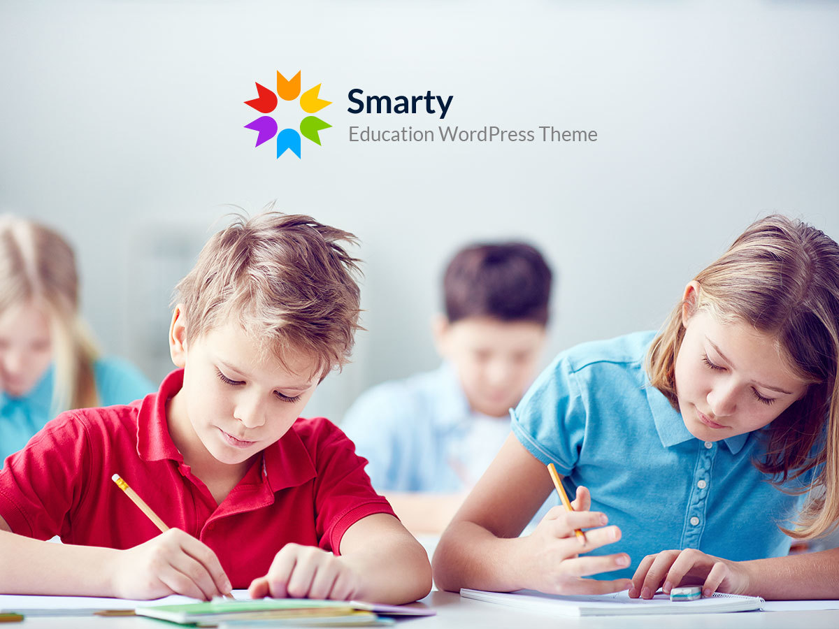 Smarty WordPress theme