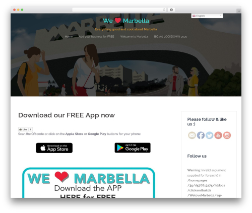 Sydney WordPress theme free download - welovemarbella.co.uk