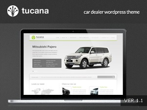 Template WordPress Tucana