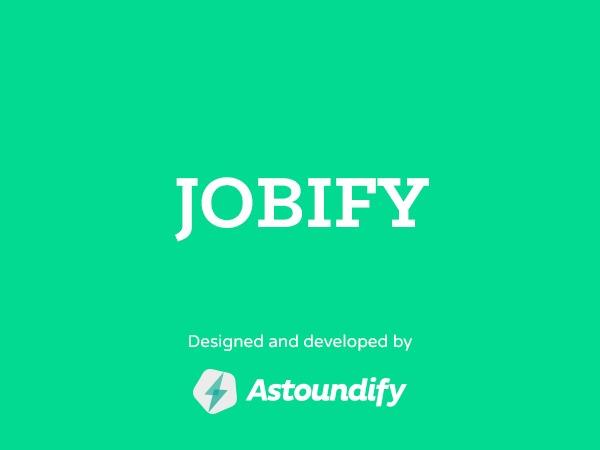 Theme WordPress Jobify - Child
