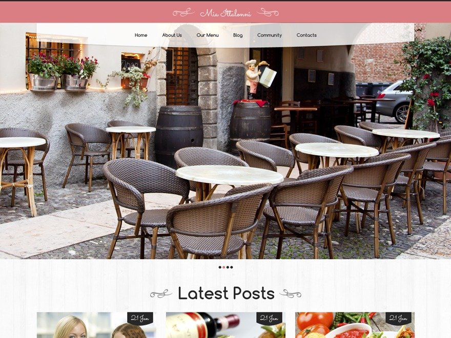 theme52056 best WordPress theme