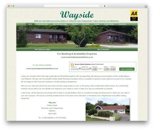 Free WordPress Responsive Lightbox & Gallery plugin - waysideofwiltshire.co.uk