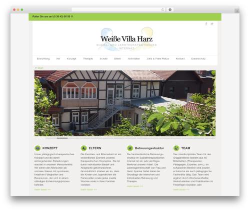Free WordPress Count per Day plugin - weisse-villa-harz.de