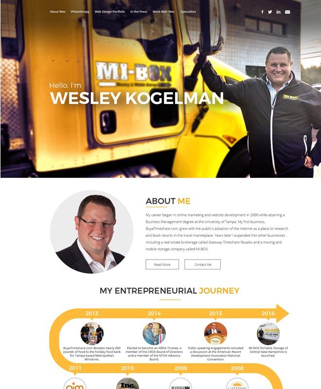 Wesley best WordPress gallery
