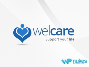 WordPress template Welcare