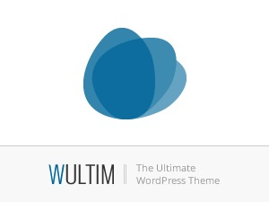 WordPress theme Wultim