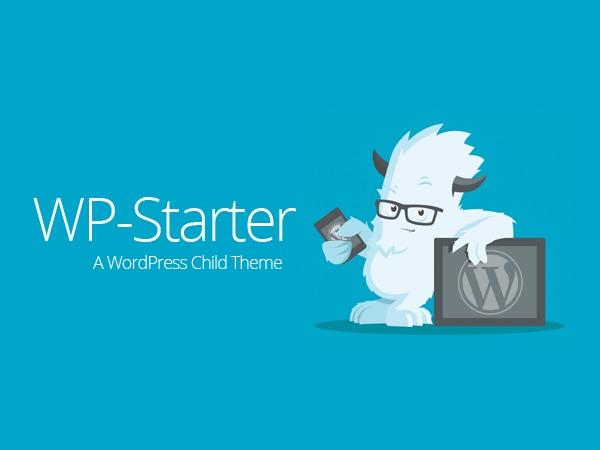 WP-Starter theme WordPress