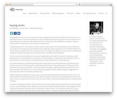 Free WordPress Spider FAQ plugin - thinkedtech.com
