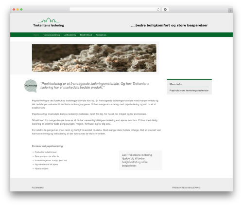 DocPress WordPress free download - trekantensisolering.dk