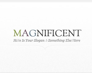 Magnificent Child template WordPress