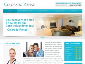 Theme WordPress Drug Rehab Theme