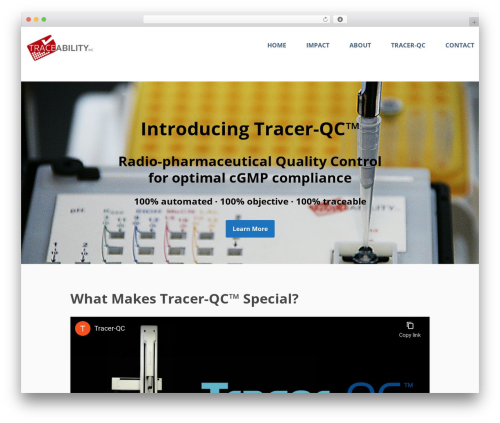 Theme WordPress themeworks - traceabilityinc.com
