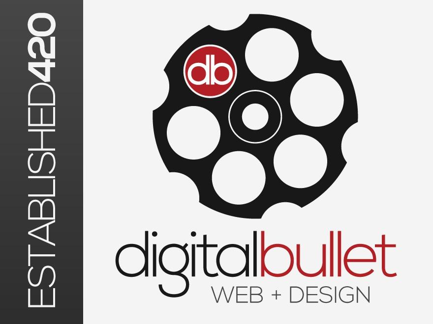 BulletPress: Established 420 WP template