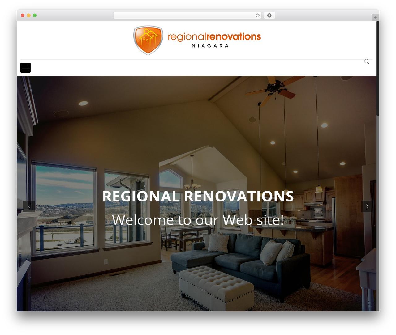 Betheme WP template - regionalrenovations.com