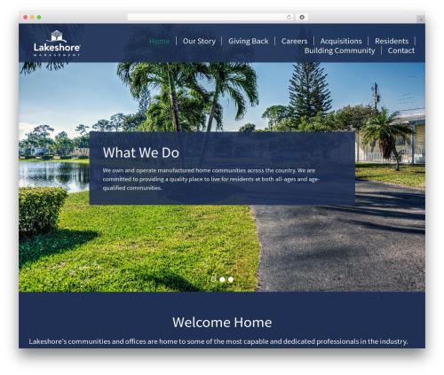 Client Theme WP theme - lakeshoremhc.com