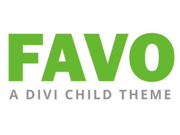 Theme WordPress Favo