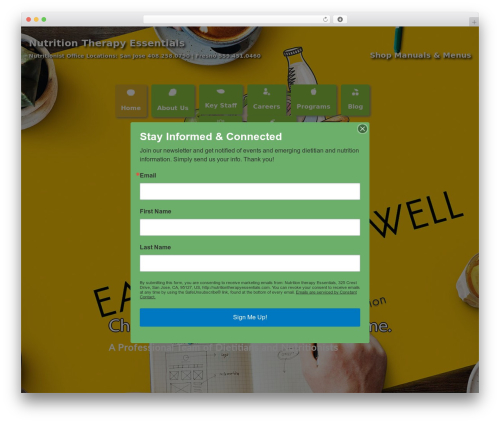 Template Pixelwebsource WP template - nutritiontherapyessentials.com