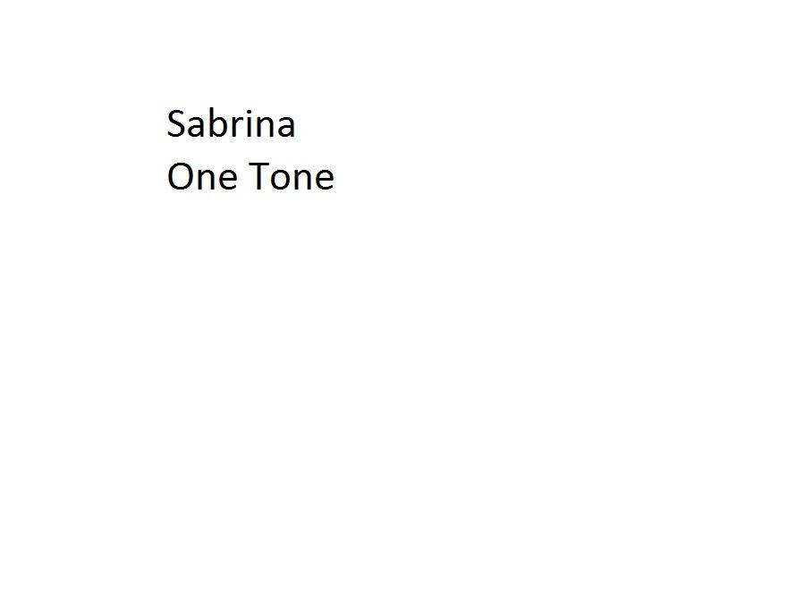 WordPress website template Sabrina Francis
