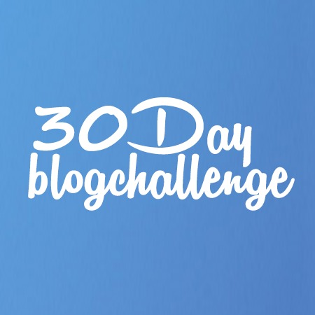 30 Day Blog Challenge WordPress blog theme