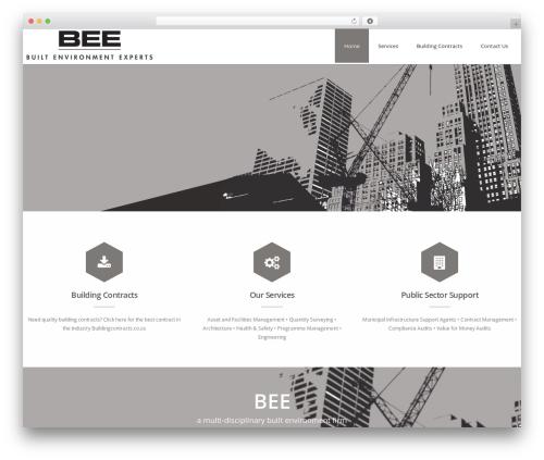 Advertica Lite WordPress template free download - tbee.co.za