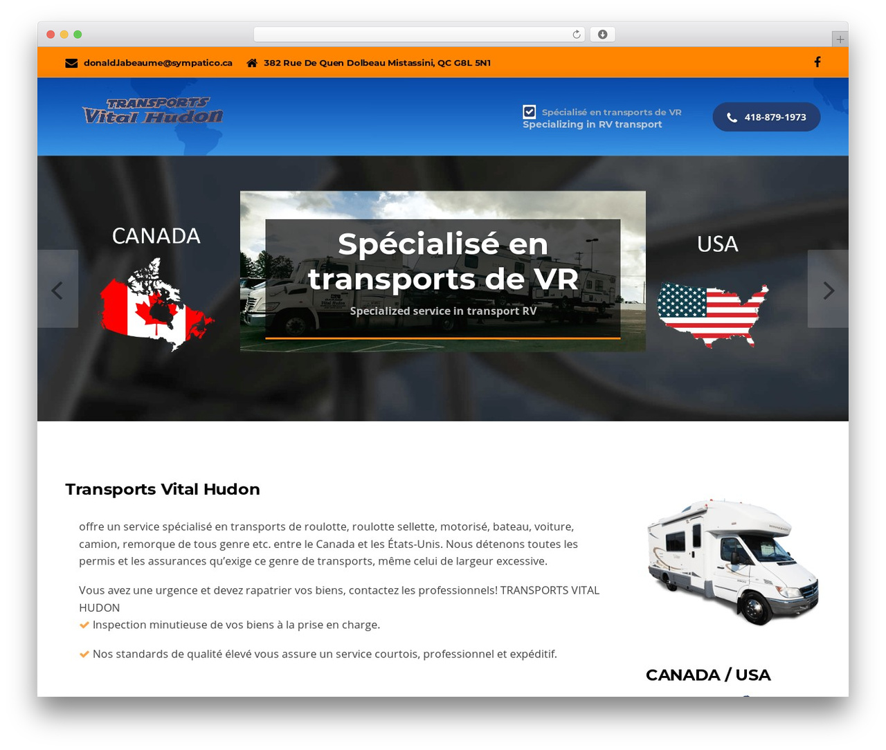 Bolts PT WP template by ProteusThemes - transportvr ca