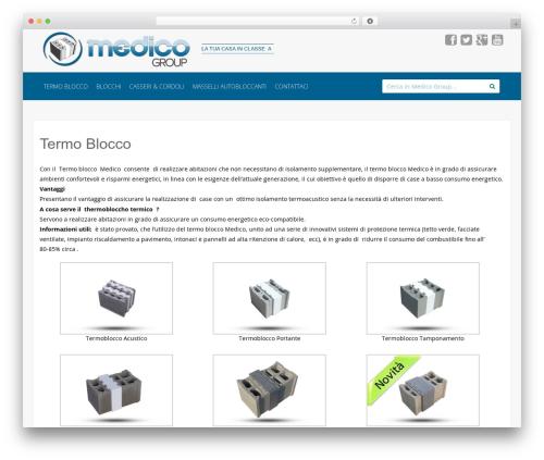 Inkness WordPress theme download - termoblocco.com