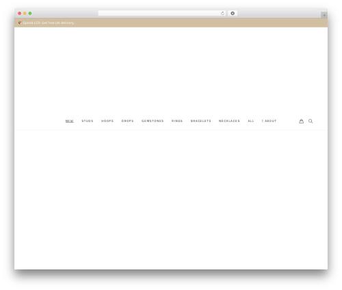 Primrose WP template - touchtitanium.com