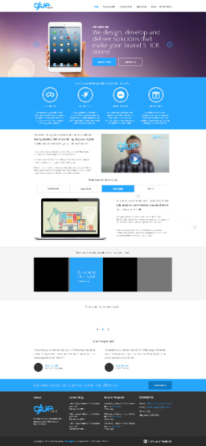 RS Theme WordPress theme