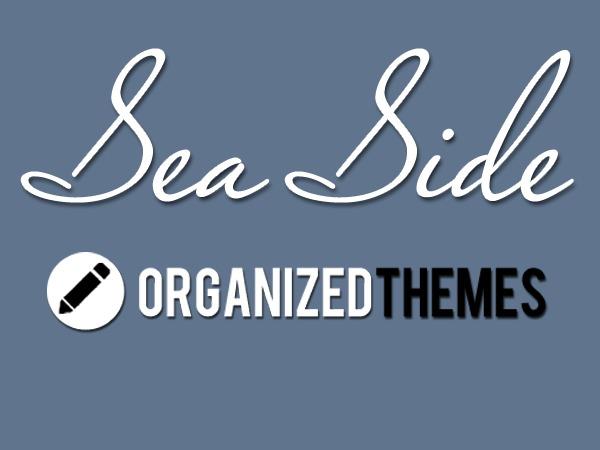 SeaSide best WordPress theme