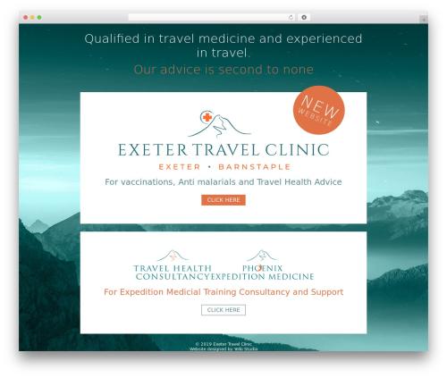 WordPress lightbox-2 plugin - travelhealthconsultancy.co.uk