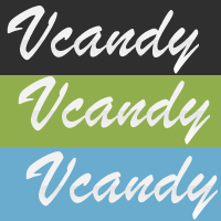 vCandy WordPress blog template