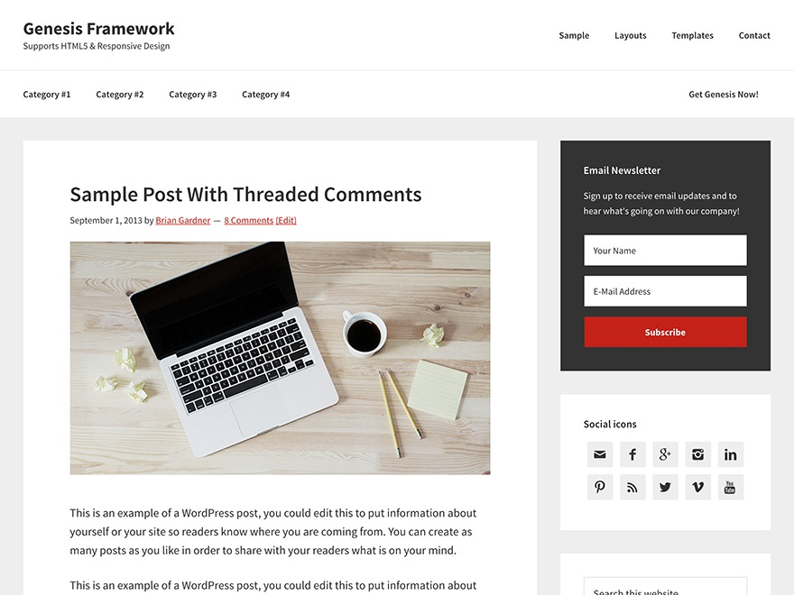 WP template Stella & Co.
