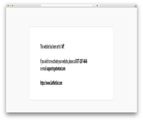WP theme Customized - thomasandthomastax.com