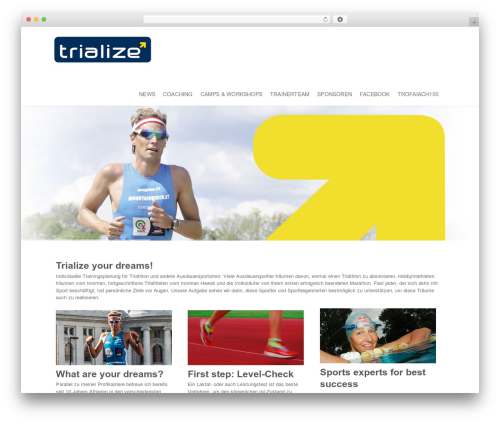 WP theme Smartbox - trialize.at