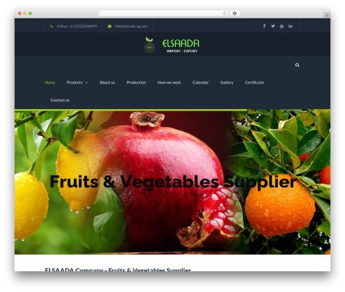 WordPress theme TheFox - NULL24.NET - elsaada-eg.com