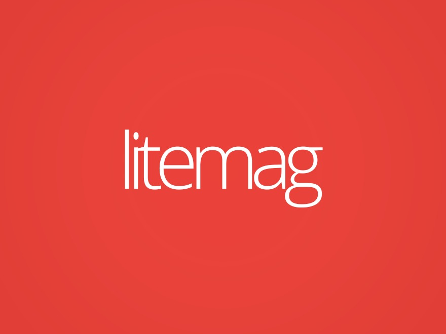 WordPress template LiteMag by Bluthemes (shared on themelot.net)