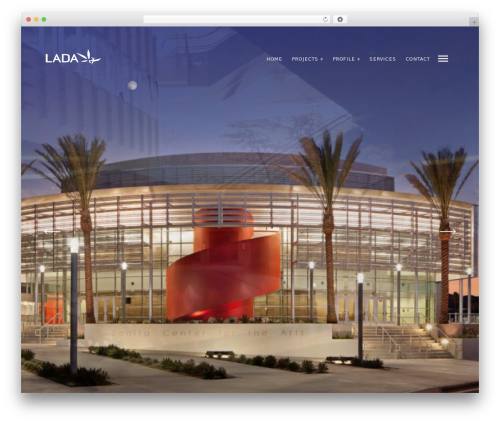 Mies theme WordPress - ladainc.com