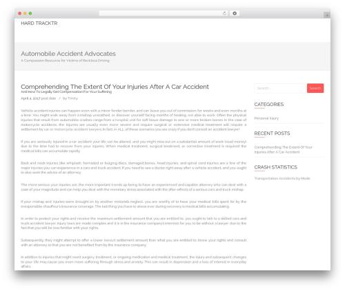 edsbootstrap WordPress theme free download - hardtracktr.com