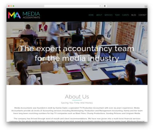 Dalton top WordPress theme - media-accountants.com