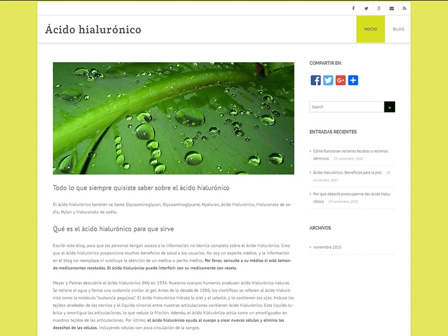 Agama-ah WordPress portfolio template