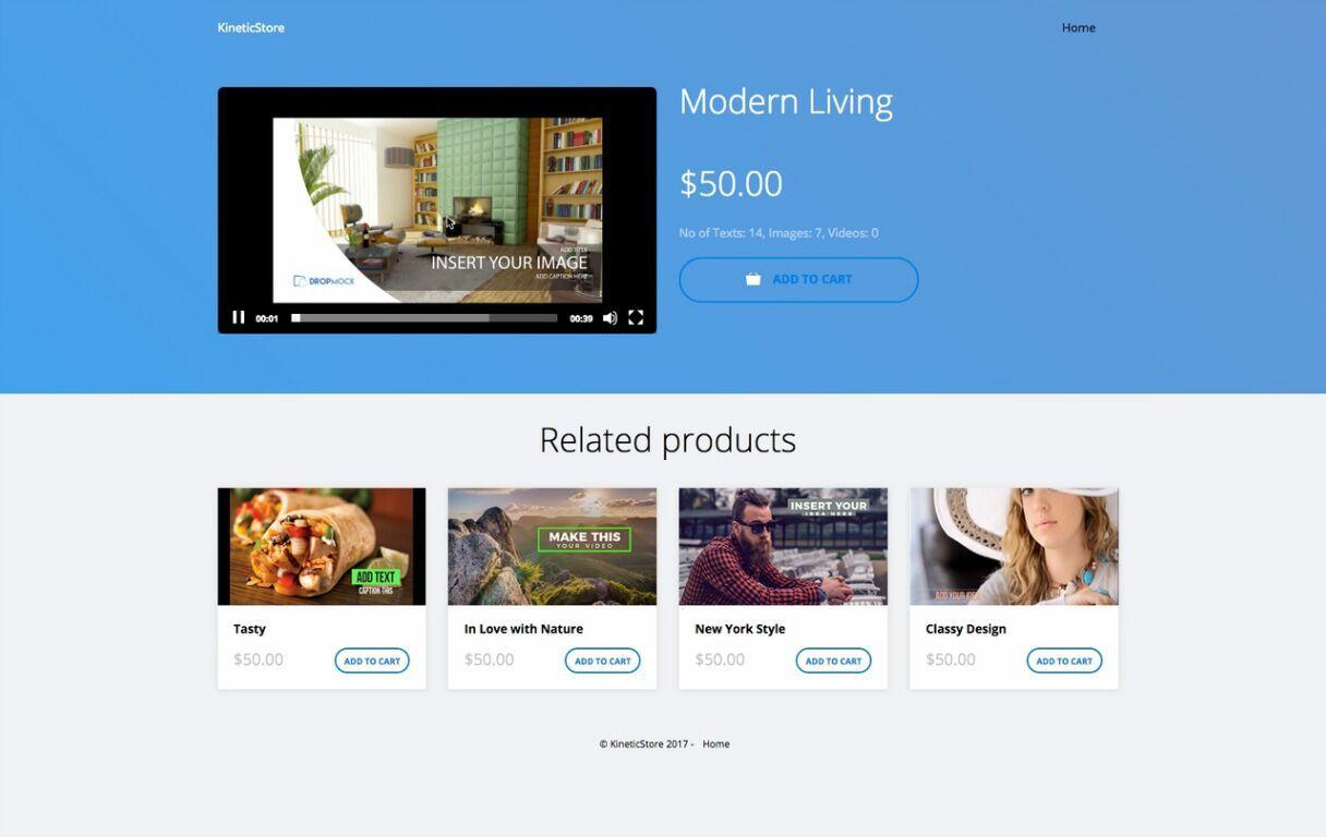 DropMock MarketPlace Theme WordPress ecommerce theme