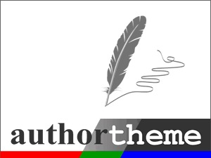 AuthorTheme template WordPress