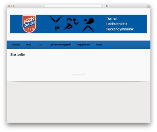 evolve WordPress theme download - tlr-lohfelden.de