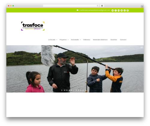 Flawless top WordPress theme - trasfocoescuelaaudiovisual.org