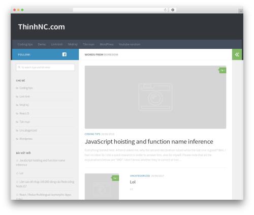 Free WordPress Enlighter – Customizable Syntax Highlighter plugin - thinhnc.com