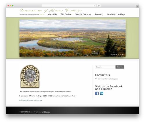 Striking MultiFlex & Ecommerce Responsive WordPress Theme best WooCommerce theme - thomas-hastings.org/wordpress1