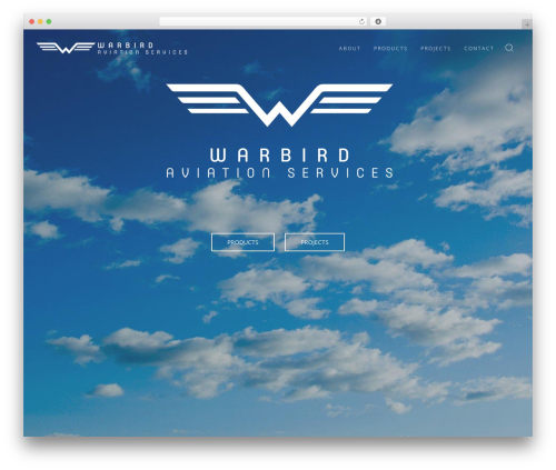 Wp Haswell top WordPress theme - warbirdaviationservices.com