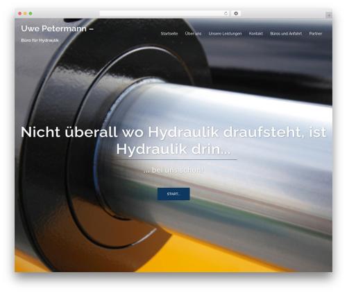 Sydney WordPress theme download - petermann-hydraulik.com